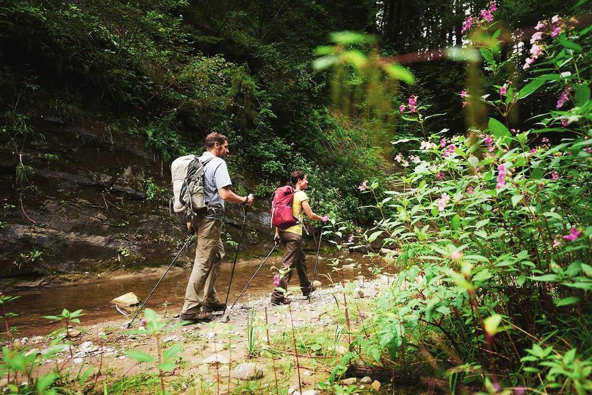 Wandertrilogie Allgäu – Wildflusslandschaften