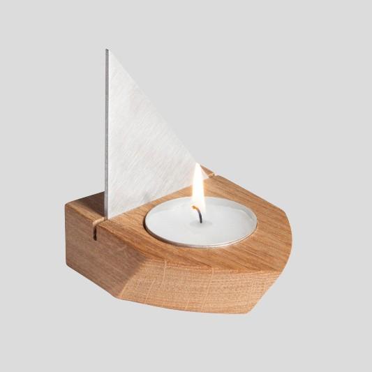 Windlicht Schiffchen
