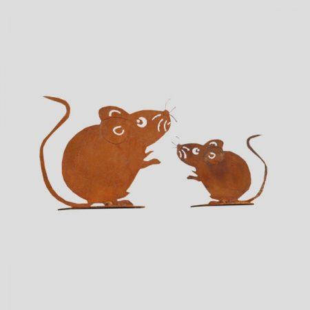Maus aus Metall