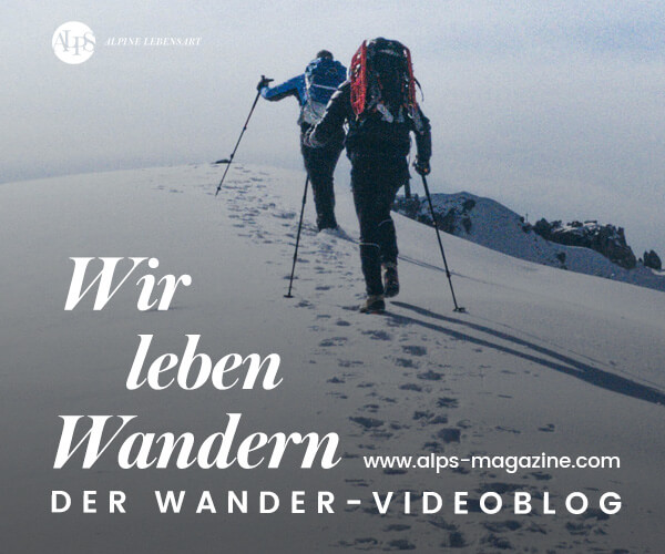 ALPS x WANDERLUST.CC Der Wandervideoblog für die Berge in den Alpen