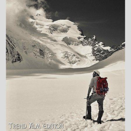 Bergtour im Winter