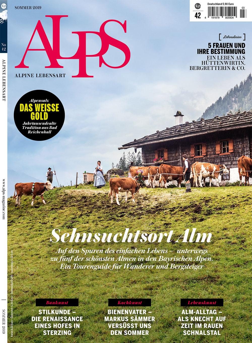 ALPS #42 // Sommer 2019